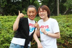 輝く女性チームの福島スタッフ! AFHを支える強くしなやかなチームです!